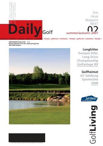 Daily Golf 02-2007 (PDF 7.447 KB) - Golfclub Salzburg