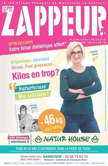 Le P'tit Zappeur - Narbonne #187