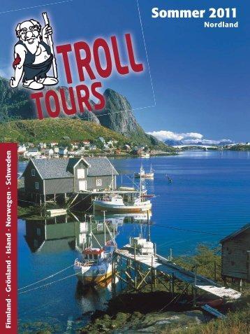 TROLLTOURS Nordland So11
