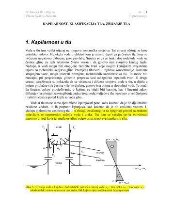 2. Klasifikacija tla