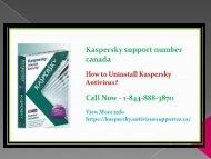 How to Uninstall Kaspersky Antivirus