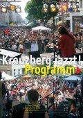 Kreuzberg jazzt! Kreuzberg jazzt! - Kiez und Kultur eV - Seite 7