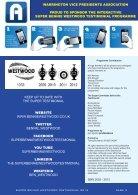 2013 Super Bennie Westwood Testimonial Brochure  - Page 3