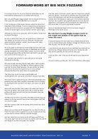 2013 Super Bennie Westwood Testimonial Brochure  - Page 7