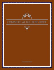 Commercial Building Roof in new york