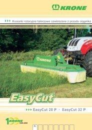 EasyCut 28 P · EasyCut 32 P - Agromix