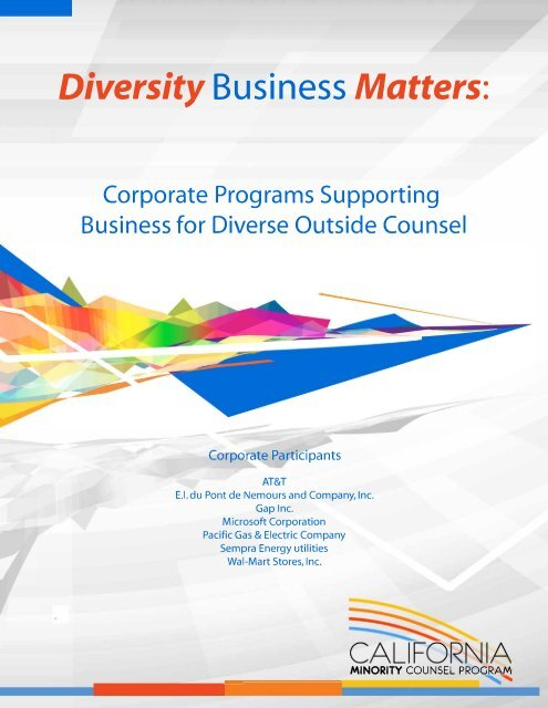 CMCP Diversity Business Matters