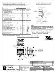 POL-45012 - Premier Magnetics