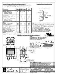 POL-07020 - Premier Magnetics