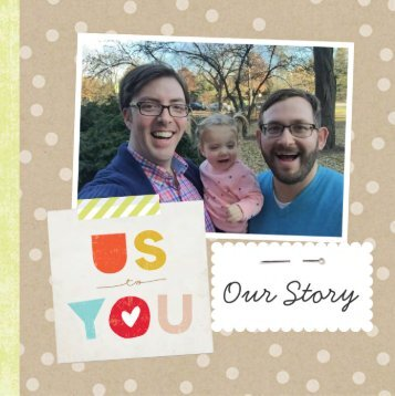 Ryan and Josh Adopt: Our Story Photobook