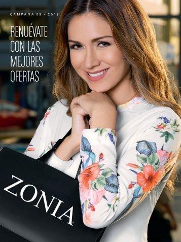 Zonia - Renuévate con las mejores ofertas