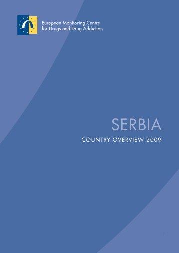SERBIA - EMCDDA - Europa