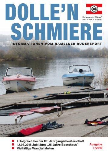 Dolle'n Schmiere 1/2018
