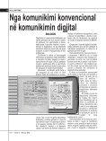 60 vjet të Bibliotekës Kombëtare dhe Universitare të Kosovës - Page 6