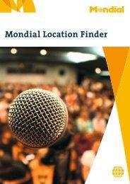 MONDIAL LocationFinder Wi1112