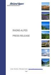 The five best reasons to discover Rhône-Alpes - Maison de la France