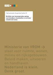 Richtlijn voor bovengrondse opslag van brandbare vloeistoffen in ...
