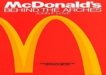 [+]The best book of the month McDonalds [PDF]