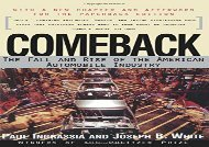 [+]The best book of the month Comeback: The Fall   Rise of the American Automobile Industry  [FULL]
