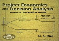 [+]The best book of the month Project Economics   Decision Analysis: v. 2 (Project Economics and Decision Analysis)  [READ]