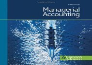 [+][PDF] TOP TREND Managerial Accounting (Available Titles Cengagenow)  [READ]