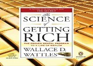 [+]The best book of the month The Science of Getting Rich: The Proven Mental Program to a Life of Wealth  [READ]