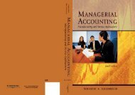 [+]The best book of the month Managerial Accounting: Manufacturing and Service Applications [PDF]