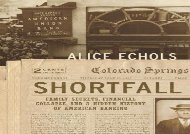 [+]The best book of the month Shortfall: Family Secrets, Financial Collapse, and a Hidden History of American Banking  [READ]