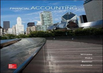 Pdf Top Trend Financial Accounting Theory Full