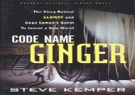[+]The best book of the month Code Name Ginger  [NEWS]
