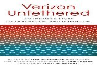 [+][PDF] TOP TREND Verizon Untethered: An Insider s Story of Innovation and Disruption  [DOWNLOAD]