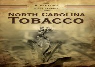 [+][PDF] TOP TREND North Carolina Tobacco: A History  [NEWS]