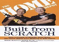 [+]The best book of the month Built from Scratch: How a Couple of Regular Guys Grew the Home Depot from Nothing to 30 Billion  [DOWNLOAD]
