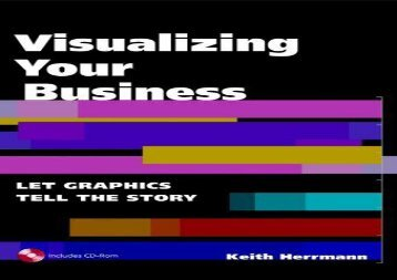 [+]The best book of the month Visualizing Your Business: Let Graphics Tell the Story  [NEWS]