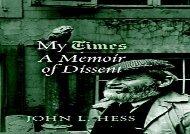 [+][PDF] TOP TREND My Times: A Memoir of Dissent  [FULL]
