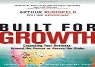 [+]The best book of the month Built for Growth: Expanding Your Business Around the Corner or Across the Globe [PDF]