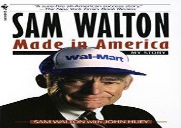 [+][PDF] TOP TREND Sam Walton : Made in America My Story [PDF]