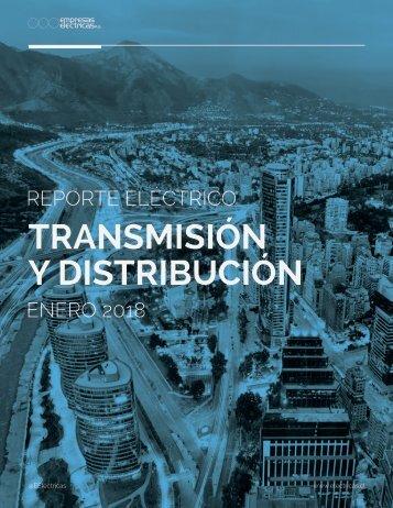 REPORTE ELÉCTRICO ENERO 2018