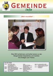 März 2008 (0 bytes) - Stadtgemeinde Bad Ischl - Land Oberösterreich