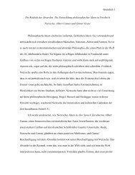Die Realität des Absurden: Die Entwicklung philosophischer Ideen ...