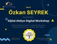 dijital workshop part 1