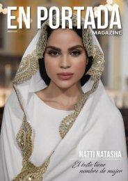 ENPortada Magazine - Natti Natasha - Agosto 2018