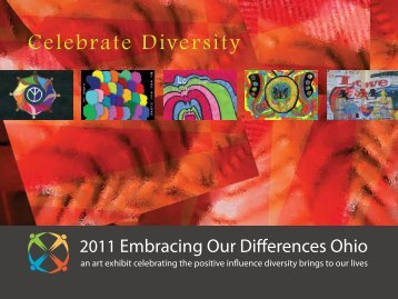 an art exhibit celebrating the positive influence diversity brings to our ...