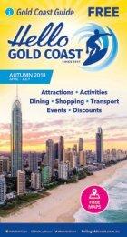 Hello Gold Coast Autumn 2018 (April – July)