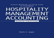 [+][PDF] TOP TREND Student Workbook and Study Guide to accompany Hospitality Management Accounting, 9e  [DOWNLOAD]