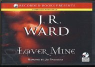 [+]The best book of the month Lover Mine (Black Dagger Brotherhood)  [NEWS]