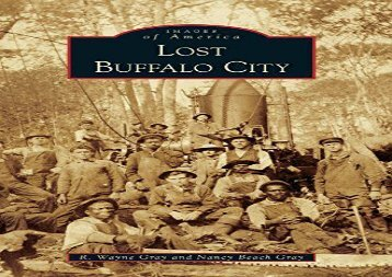 [+][PDF] TOP TREND Lost Buffalo City  [FREE]