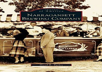 [+]The best book of the month Narragansett Brewing Company [PDF]