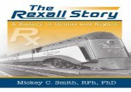 [+][PDF] TOP TREND The Rexall Story: A History of Genius and Neglect  [READ]