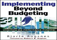 [+]The best book of the month Beyond Budgeting: Unlocking the Performance Potential  [FREE]